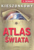 Atlas świata kieszonkowy /Demart/