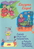 Legut Lucyna - Jasiek chce być reżyserem