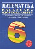Braun Marcin - Matematyka 6 Kalendarz szóstolasisty