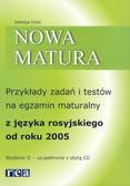 Dosz Jadwiga - Nowa Matura z j rosyjskiego2005 CD gratis/Rea/