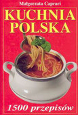 Kuchnia polska 1500 przepisów /KDC/