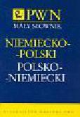 Jóźwicki Jerzy - Mały słownik niemiecko-polski polsko-niemiecki