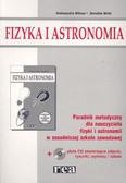 Miłosz  Mróz - Fizyka i astronomia Porad.metod.ZSZ+CD /Rea/