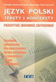 praca zbiorowa - Język polski teksty i konteksty Porad.met. ZSZ
