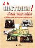 Grażyna Czetwertyńska, Dariusz - A to historia! Program nauczania przedmiotu Historia i społeczeństwo w klasach IV-VI szkoły podstawowej