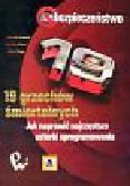 Howard Michael, LeBlanc David, Viega John - 19 grzechów śmiertelnych Jak naprawić najczęstsze usterki oprogramowania