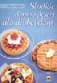 Huber Hans - Słodkie dania i desery dla diabetyków