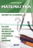 Łączyńska Urszula - Matematyka dla każdego. Poradnik metodyczny dla nauczycieli matematyki w zasadniczej szkole zawodowej