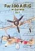 Nowakowski Ludwik - Fw 190 A/F/G w barwie część 1