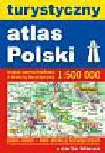 Praca zbiorowa - TURYSTYCZNY ATLAS POLSKI 1:500 000