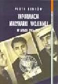 Semków Piotr - Informacja marynarki wojennej w latach 1945-1957