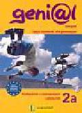 Funk Hermann, Koenig Michael, Koithan Ute, Scherling Theo - Genial 2A Kompakt  Podręcznik z ćwiczeniami i płytą CD