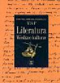 Praca zbiorowa - Encyklopedia szkolna Literatura wiedza o kulturze