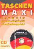 Taschen Maxi. Słownik polsko-niemiecki niemiecko-polski z płytą CD