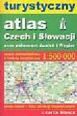 Turystyczny Atlas Czech i Słowacji oraz północnej Austrii i Węgier