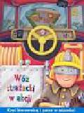 Wóz strażacki w akcji