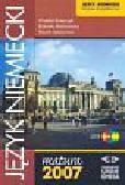 Krawczyk Violetta, Malinowska Elżbieta, Spławiński Marek - Język niemiecki matura 2007 poziom rozszerzony + 2CD