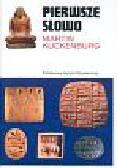 Kuckenburg Martin - Pierwsze słowo