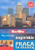Hildebrandt Andrzej - Berlitz Praca za granicą Rozmówki angielskie