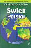 Atlas geograficzny Świat Polska