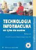 Krawczyński Edward, Talaga Zbigniew, Wilk Maria - Technologia informacyjna nie tylko dla uczniów Podręcznik z płytą CD