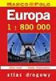 Opracowanie zbiorowe - MP Atlas Europy 1:800 000