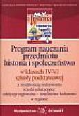 Program nauczania historii w kl. IV - VI