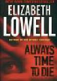 Lowell Elizabeth - Always Time to Die