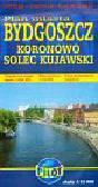 Bydgoszcz Koronowo Solec Kujawski Plan miasta 1:23 000