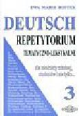 Rostek Ewa Maria - Deutsch 3 Repetytorium temattyczno-leksykalne