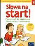 Słowa na start kl 5 Podręcznik do kształcenia literackiego i kulturowego