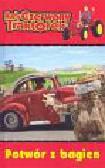Mały Czerwony Traktorek Potwór z bagien