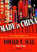 Sull Donald N., Wang Young - Made in China