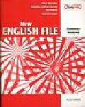 Oxenden Clive, Seligson Paul, Latham-Koenig Christina - New English File Elementary Workbook without key + CD. Szkoły ponadgimnazjalne