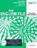 Oxenden Clive, Latham-Koenig Christina - New English File. Intermediate Matura Workbook + płyta CD