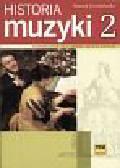 Gwizdalanka Danuta - Historia muzyki cz. 2 Podręcznik dla szkół muzycznych