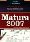 Matura 2007 Fizyka i astronomia