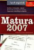 Jęz angielski Matura 2007 oryginalne arkusze maturalne
