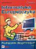Pańczyk Jolanta - Informatyka Europejczyka Podręcznik dla gimnazjum cz.1