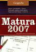 Matura 2007 Geografia. Oryginalne arkusze egzaminacyjne