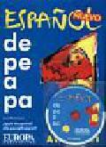 Wawrykowicz Anna - Espanol de pe a pa Język hiszpański dla początkujących Podręcznik Zeszyt ćwiczeń z CD