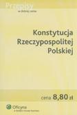 Konstytucja Rzeczypospolitej Polskiej z hasłami i skorowidzem