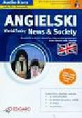 Angielski World today News & Society dla średniozaawansowanych i zaawansowanych (Płyta CD)