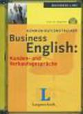 Business English: Kunden-und Verkaufsgesprache (Płyta CD)