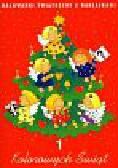 Kolorowych świąt 1. Malowanki świąteczne z naklejkami