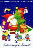 Kolorowych świąt 2. Malowanki świąteczne z naklejkami