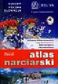 Atlas narciarski Czechy, Polska i Słowacja