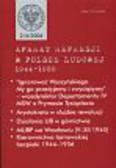 Aparat represji w Polsce Ludowej 1944-1989 2/04/06