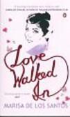 Santos Marisa de los - Love walked in