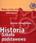 Olczak Elżbieta - Historia Zestaw foliogramów Mapy i inne źródła informacji. Szkoła podstawowa